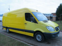 2011 11-REG Mercedes-Benz Sprinter 2.1TD 313CDI LWB HIGH ROOF. 1 OWNER FROM NEW