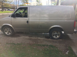 2004 GMC Safari Work/Cargo Van