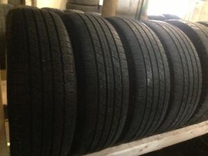 4 Michelin latitude 225/65/17 all season installation available