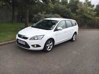 2010/59 Ford Focus Zetec 1.8 TDCI full service very clean PX welcome