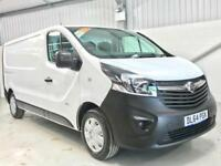 2015 VAUXHALL VIVARO LONG WHEELBASE 1.6CDTi 115PS 2900 L2H1 LWB LIKE TRAFIC