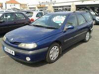 2000 RENAULT LAGUNA 1.9 dTi RT Diesel Estate From GBP895 + Retail Package
