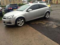 Vauxhall Astra 1.9 CDTI SRI 150 3 DOOR - 2008 08-REG - 10 MONTHS MOT