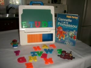 COFFRET FISHER PRICE + ETC