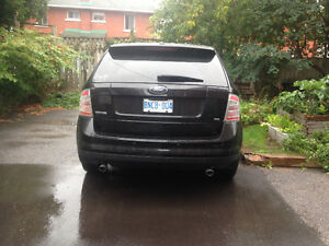 2007 Ford Other Black SUV, Crossover