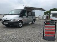 Auto Sleepers Duetto - 2004 '53' - 2 Berth Campervan / Motorhome - AUTOMATIC