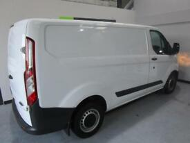 2013 Ford Transit Custom 2.2TDCi ECOnetic 270 BUY FOR ONLY £38 A WEEK *FINANCE*