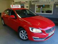 2013 Volvo S60 2.0 D3 BUSINESS EDITION 4d 134 BHP Saloon Diesel Manual