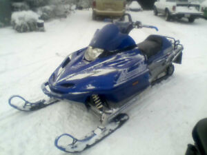 4 EX.RUNNING SLEDS.3.YAMAHA.1.ARCTIC.CAT.CALL 780 240-9380