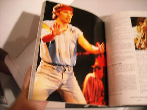 Backstreets - Springsteen The Man & His Music Hard Cover Book. Peterborough Peterborough Area image 3