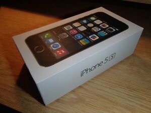 Iphone 5s Space Grey 16GB BELL