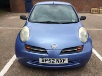 Nissan Micra 1.2 s (1 lady owner from new with FSH)