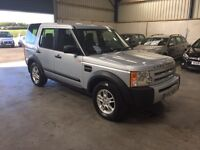 57 reg landrover discovery se tdv6 7 seater full leather automatic guaranteed cheapest in country