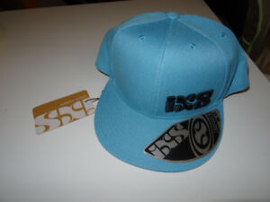 Never worn Snapback IXS one size blue (hat, casquette)