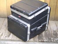 3 or 6 bay Gator gear case.
