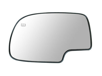 For Tahoe Suburban Escalade Yukon Avalanche 00 - 06 Heated Mirror Glass Left