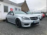 2014 (14) Mercedes-Benz C63 AMG 6.3 V8 Auto ( 457 bhp )