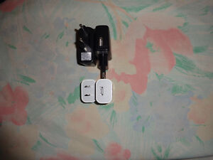 Cell phone power adapters