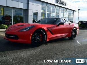 2015 Chevrolet Corvette Stingray Z51  - Low Mileage