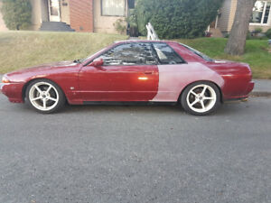 1992 Nissan Skyline Gtst Coupe