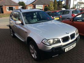 BMW X3 3.0i auto Sport 04/54