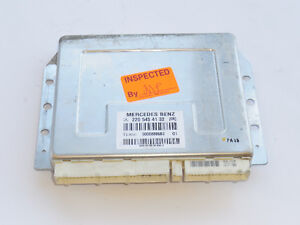 Mercedes S-Class 2000-2006 Suspension Control Module 2205454132