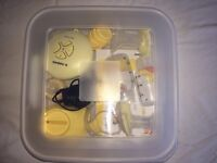 Medela Double Electric Breast Pump with Swing Rrp £240
