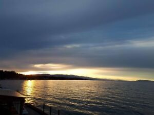 Ocean Front Rentals in Qualicum Beach