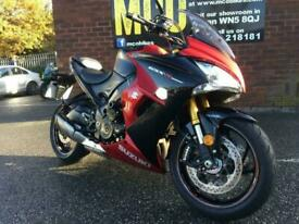 Suzuki GSX-S1000FA-L8 2018 and only 1700 miles