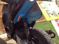 Gilera runner 70cc reg as 50