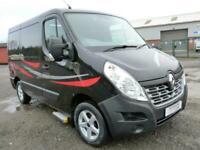 Renault Master 2 berth campervan conversion for sale Ref 141158
