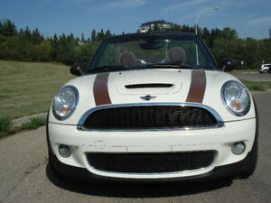 2010 MINI COOPER S CONVERTIBLE, $16,900.00 NO GST