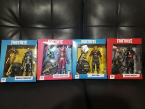 """Fortnite McFarlane 7"""" Figures (4 to choose from)"""
