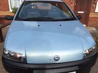 2000 Fiat Punto 1.2 3 door
