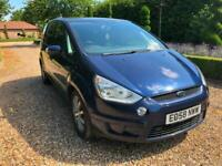 Ford S-MAX 1.8TDCi ( 125ps ) 6sp Zetec new engine, SPARES/REPAIRS TURN OVER