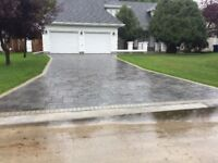 driveways, sidewalks, patios and more Call now - 204-396-7740