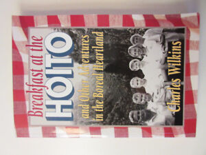 Book Breakfast at the Hoito by C. Wilkins in Thunder Bay