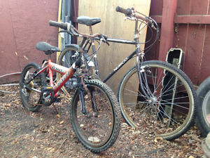 FREE Two Bikes - Dunlop and Norco PICKUP PENDING