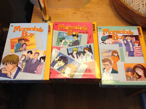Marmalade Boy DVDs - Anime