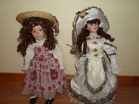 Poupées de Porcelaine / Porcelain Dolls