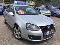Volkswagen Golf 2.0T FSI ( 200ps ) 2007MY GTi ***FINANCE THIS CAR***