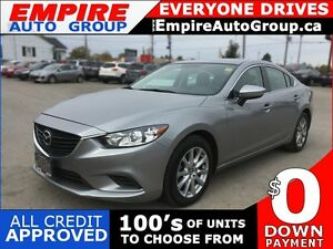 2015 MAZDA 6 I SPORT * POWER GROUP * LOW KM