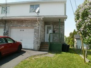 Large 3 Bedroom Semi with Attached garage (Oct 1st)