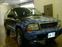 2005 GMC Jimmy S Coupe (2 door)