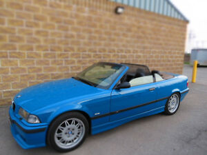 1997 BMW 328I CABRIOLET NEVER WINTER DRIVEN! SUMMER CAR