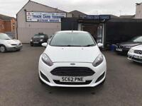 2013 62 Ford Fiesta 1.2 Style *LOW MILES* £4500*
