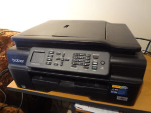 Brothers All-in-One Printer