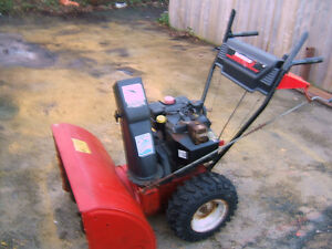10 HP 30 IN CUT    MTD    SNOWBLOWER $200 ONO