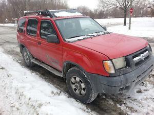 2000 Nissan Xterra VUS