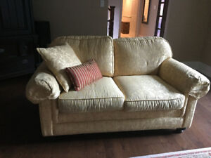 Sofa, Loveseat, Armchair and Bench (matching set)